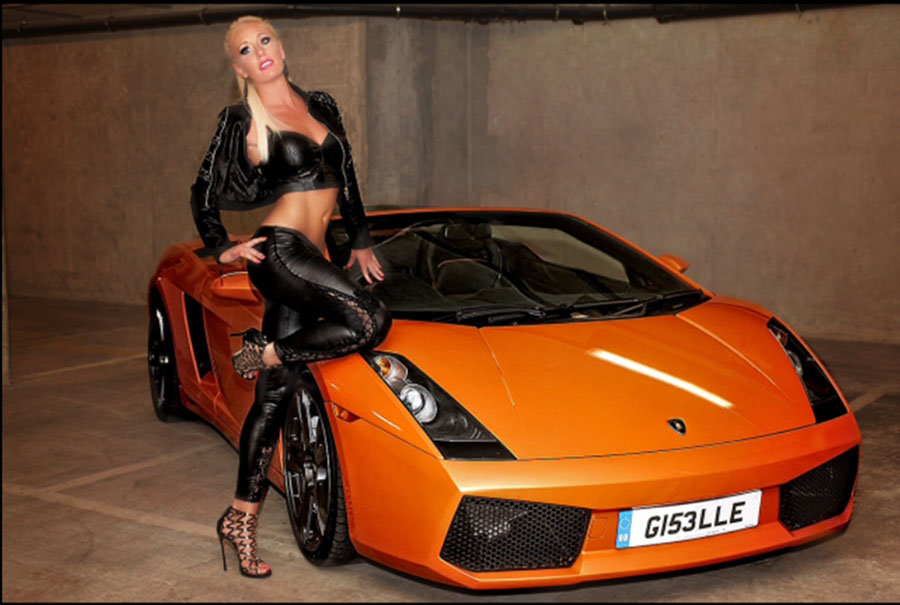 $100 discount for Punterplanet members with Wild English Model Giselle