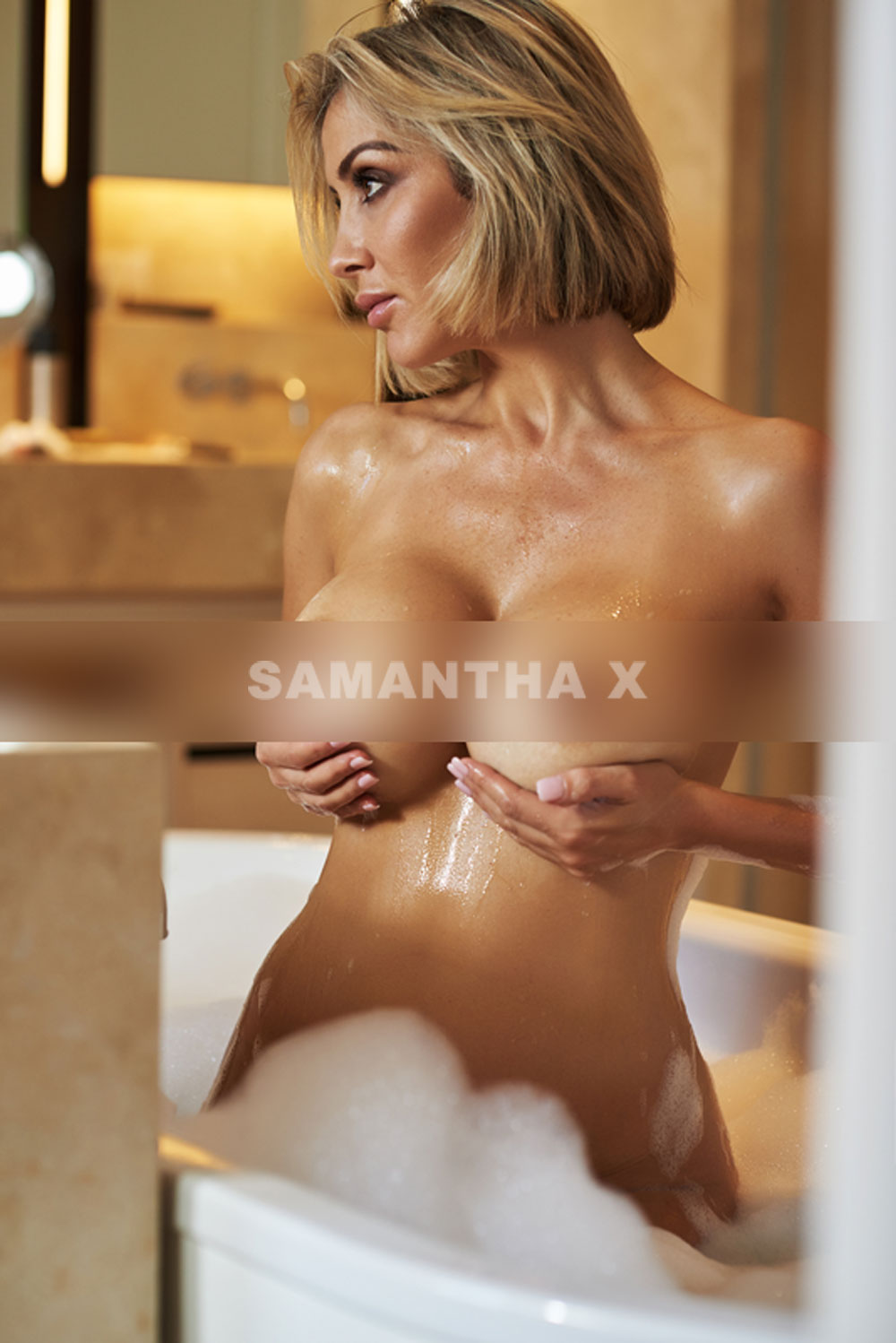 Samantha X will be in Melbourne next week! 31st July - 6th August