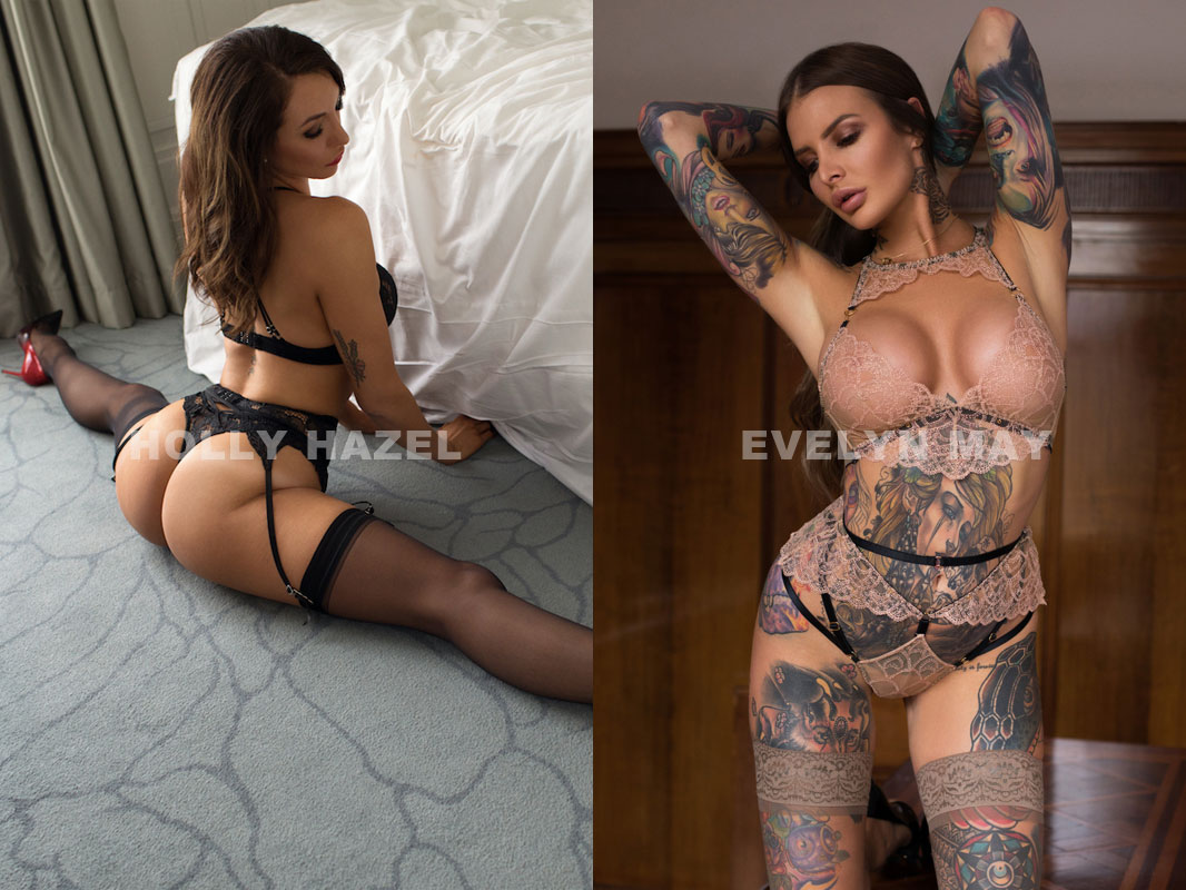 MELBOURNE | Holly Hazel Visiting With Evelyn May 4th & 5th of October