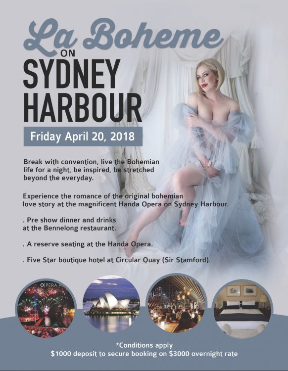 A NIght of Sex & Opera with Sydney Escort Karen
