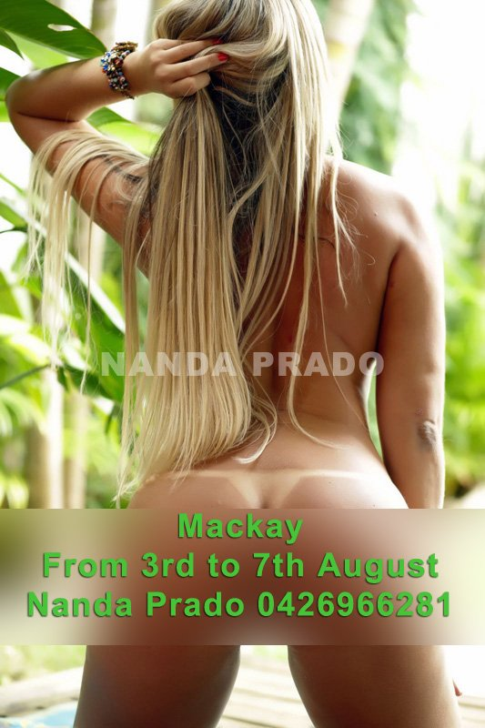 Bubble Butt Brazilian Escort in Mackay
