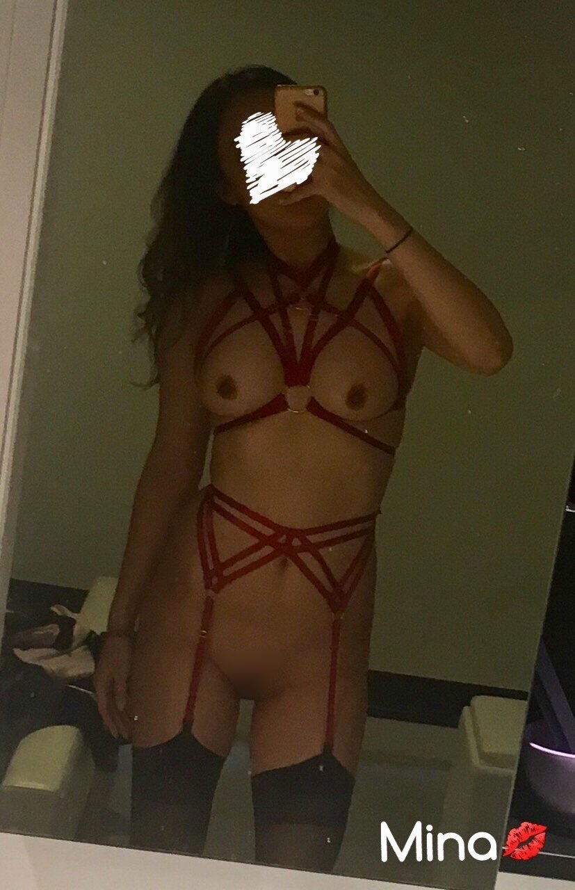 Mina in Brisbane on 15 & 16 July - Brisbane Escorts