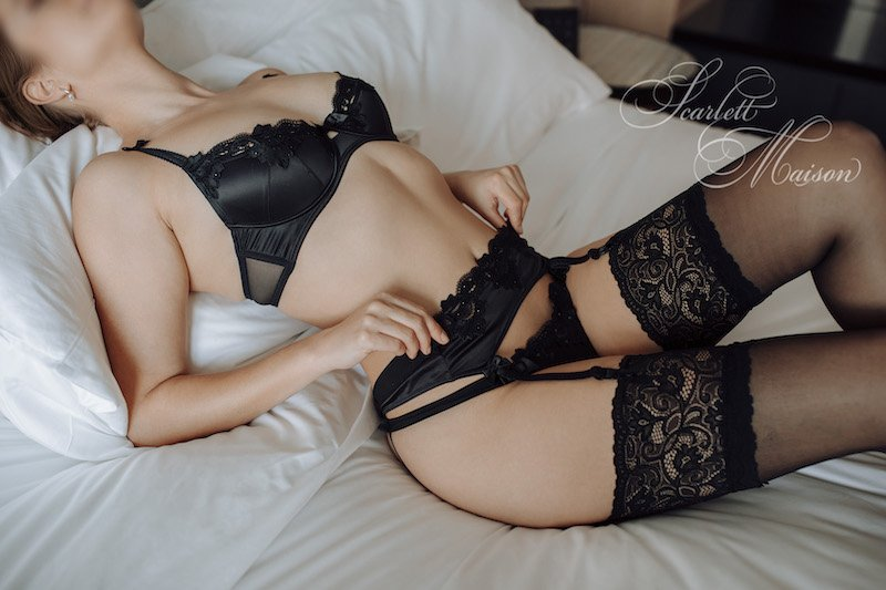 Birthday Week Special  Scarlett Maison - Brisbane Escorts