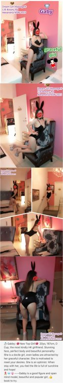 Gabby: New Top Girl! 21 yo, 167cm, C Cup, the most kindly HK girlfriend. Stunning face, perfect body and beautiful personality.