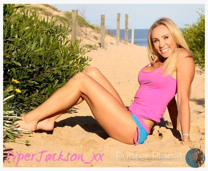 Piper Jackson visiting Brisbane 19th - 24th July