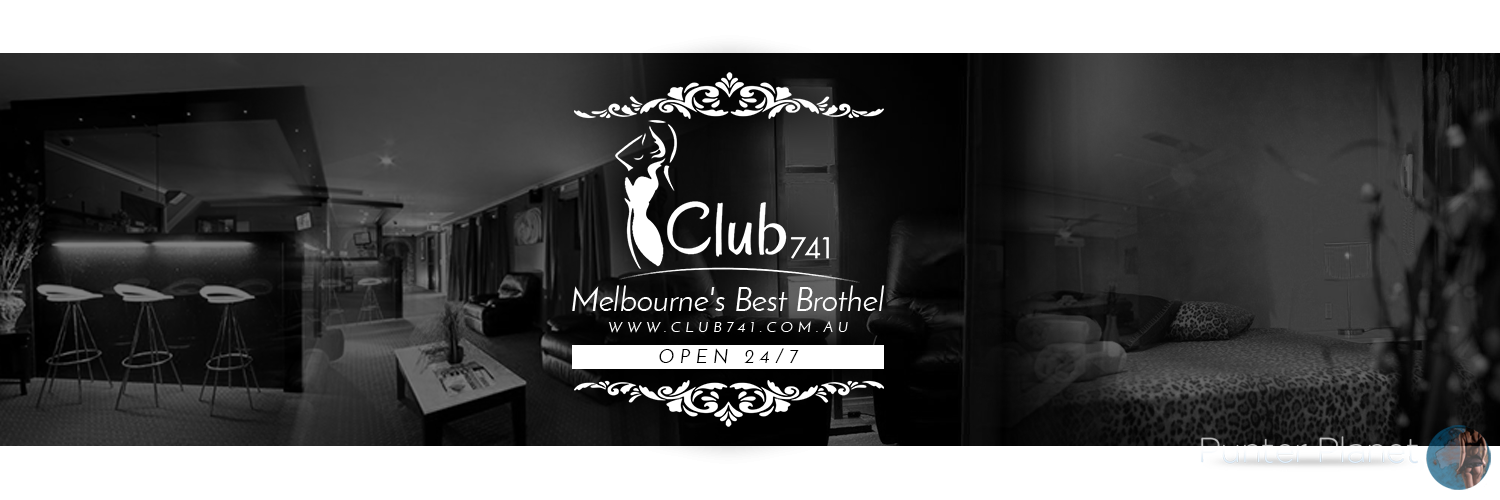 Sexy, alluring ladies available 24/7 at CLUB 741