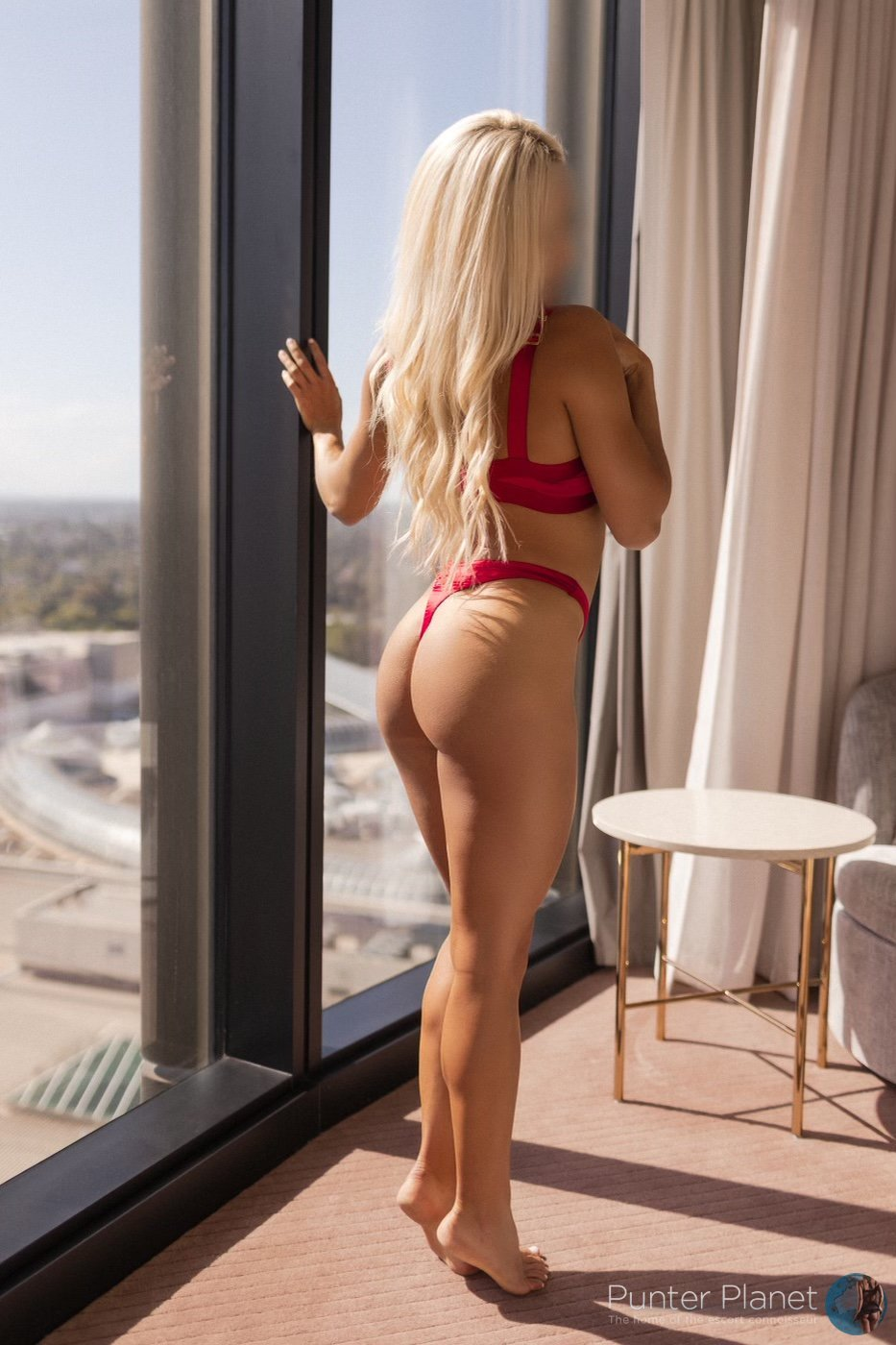 Blonde Escort Ava has arrived in Adelaide